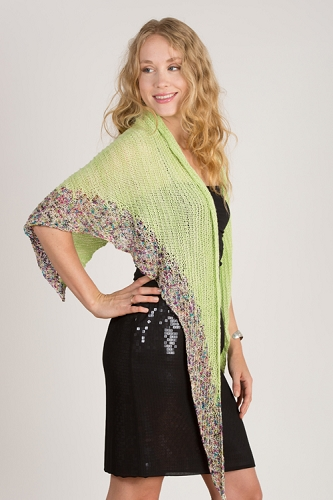 <Strong>Lazy Days Shawl</strong>
