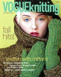 Vogue Knitting Int'l Fall 2008<br>