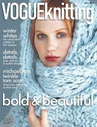 Vogue Knitting Int'l Winter 2008/09<br>